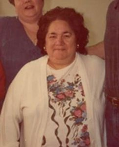 Josephina Ortiz forever changed how Larry James interacts with the community. Photo provided by Larry James.