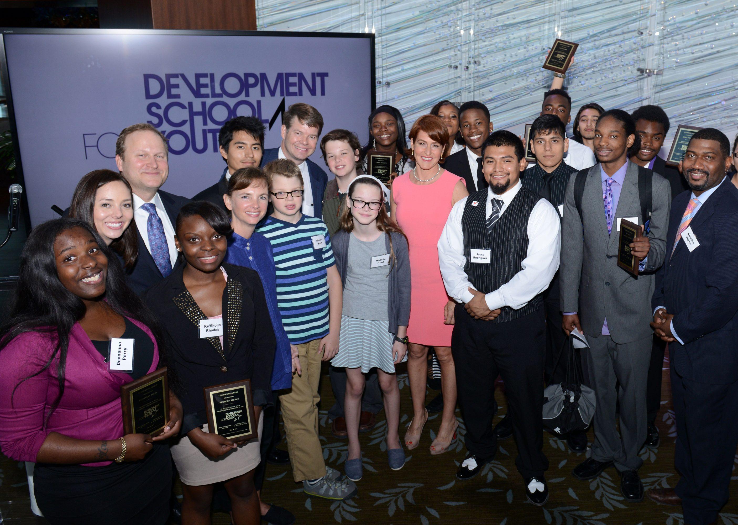 2015 All Stars Project of Dallas DSY Graduation.