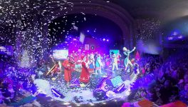Reel FX and Polyphonic Spree Present: A Live-Action Virtual Reality Concert