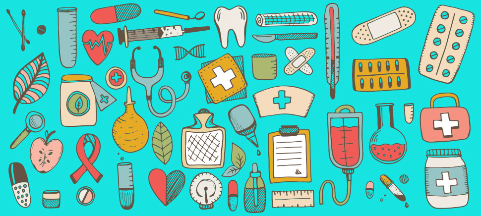 hand-drawn-health-care-icons