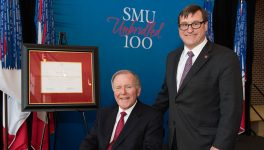 SMU Announces New Chair in Engineering Entrepreneurship