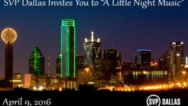 Social Venture Partners Dallas Invites All to the Second Annual Philanthroparty
