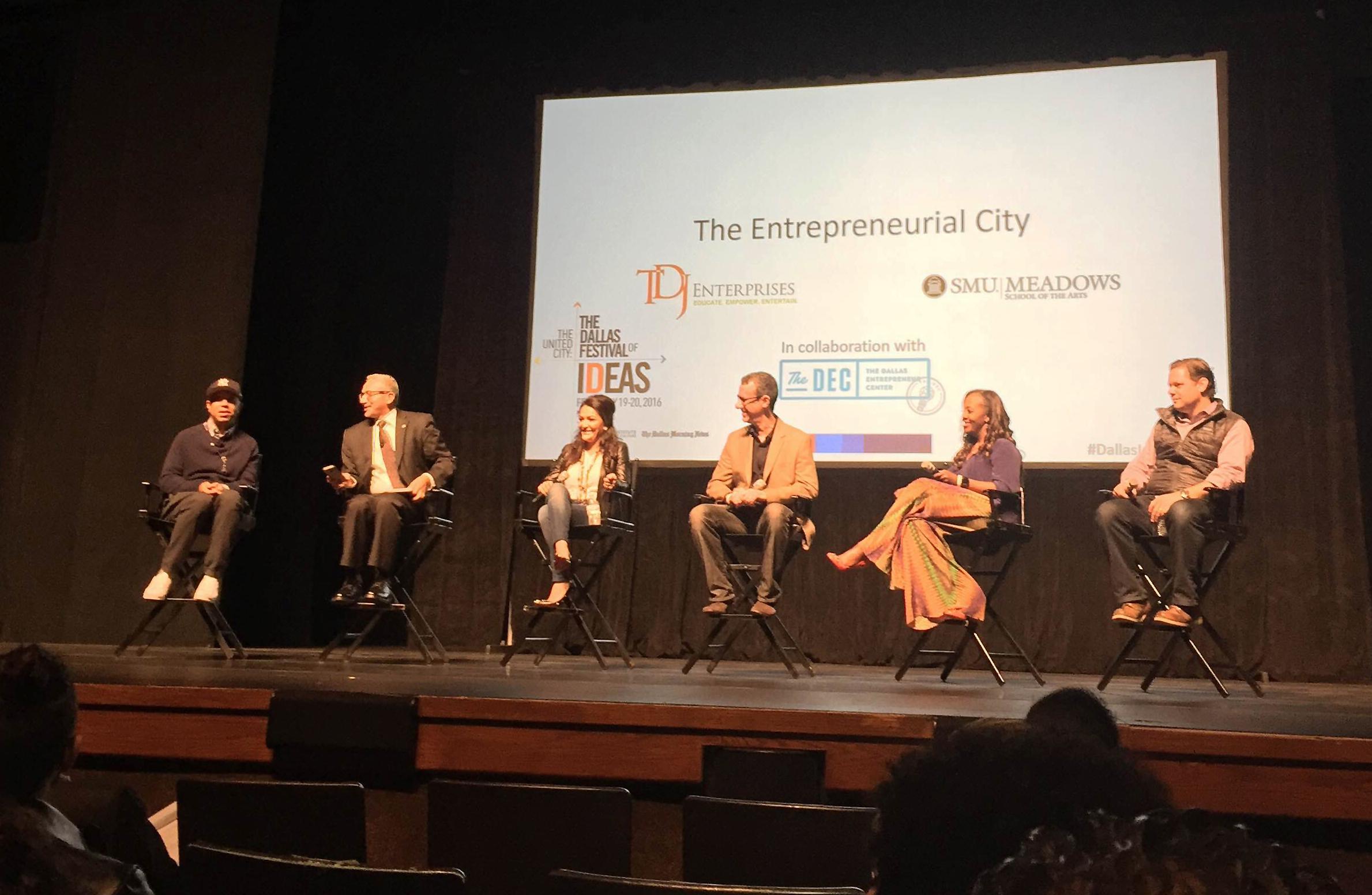 entrepreneurial city