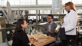 Atmos Energy Puts the Flame in DFW Airport Eateries