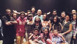 Dallas Theater Center Puts Students in Spotlight