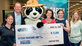 Earth Day Texas Announces Winners in 'Earth Tank' Event