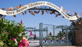 Children's Garden Designated as Aquatic Science Field Site