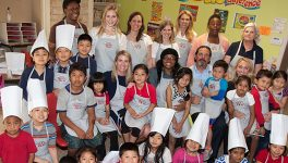 Kids in the Kitchen Serves up Healthy Habits
