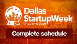 CALENDAR: Dallas Startup Week April 12-16, 2016