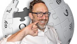 Wikipedia's Jimmy Wales Tells Young Entrepreneurs 'Fail Faster'