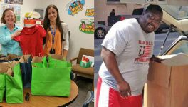 Nonprofit Gives Clothes To Kids In Need