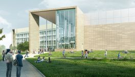 Regents OK Design of UTA Innovation, Research Building