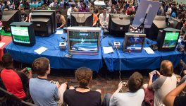 New Generation Meets Arcade Classics at Expo
