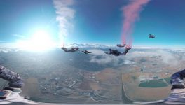 Reel FX Takes Us on Virtual SkyDive to Support Veterans