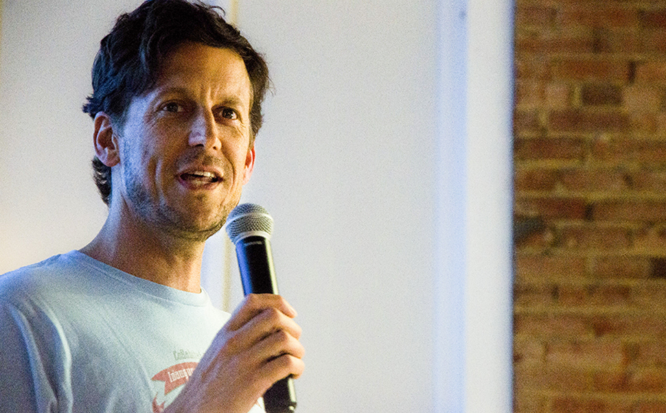 Blake Burris talks about how the startup world has changed since 2008.
