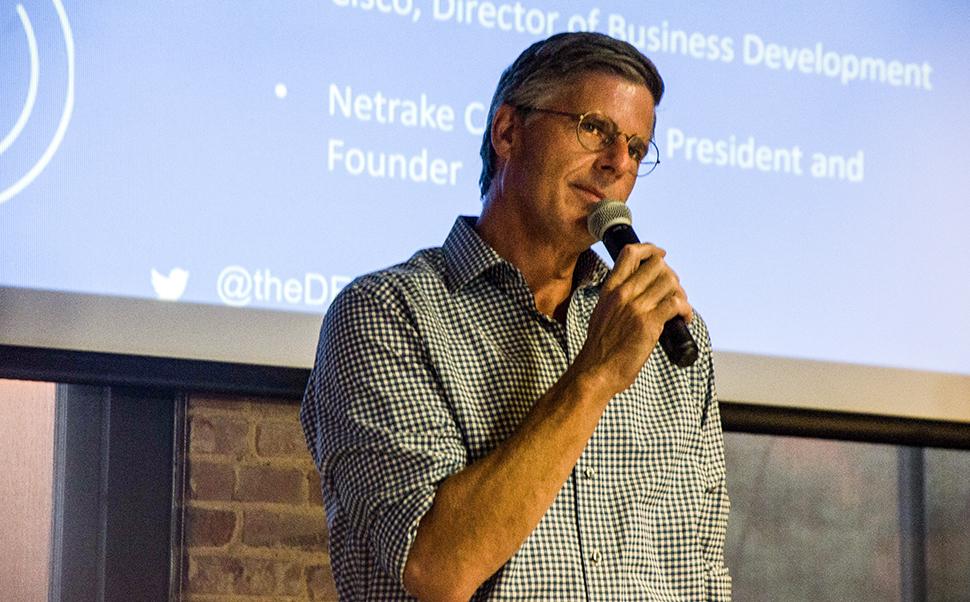 Joel Fontenot talks about the importance of data.