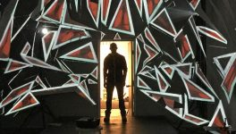 Dallas Artist Eric Trich Realizes Vision in 3-D Projection Mapping