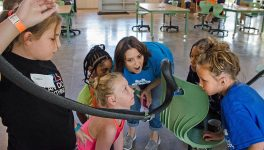 Girl Scouts' Dallas Camp Refocuses on STEM Education