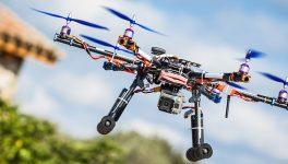 AT&T Flies Drones at Namesake Stadium in Test