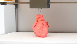 Bioinks at Heart of 3-D Printing Human Tissue, Organs