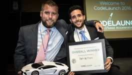 ParkUpFront Wins CodeLaunch Pitch Day Contest
