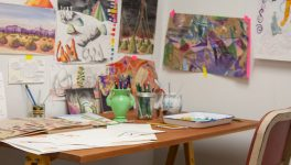 Oak Cliff Studio Offers Free Space for Emerging Artists