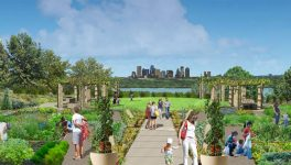 Dallas Arboretum Adding Edible Garden
