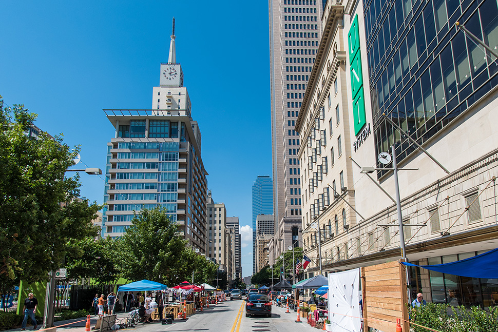 Parking Day Dallas 2016