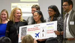 Health Care Startup Snags Free Flights in 'Soar To Success' Competition