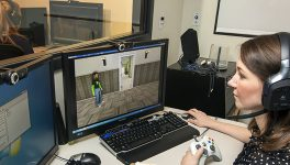 UTD: VR Curbs Social Anxiety for Children on Autism Spectrum