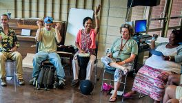 Music Therapy at The Bridge Dallas 'Soothes the Soul'