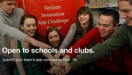 Verizon's Annual Student App Challenge Open For Entries