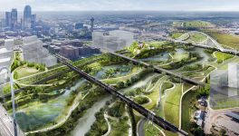 Annette Simmons Donates $50M to Trinity River Park Project