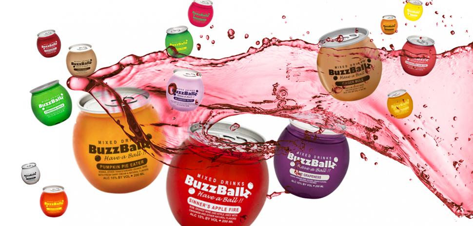 Buzzballz Dallas Mixed Drinks