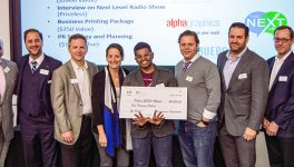 Device Designed to Curb Pitching Injuries Takes Top Prize at Contest