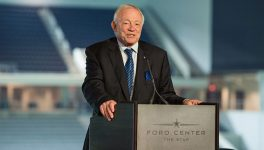 Sports Innovator Jerry Jones Headed to the Hall of Fame