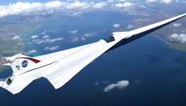 Lockheed Going Full Speed on Supersonic Aircraft