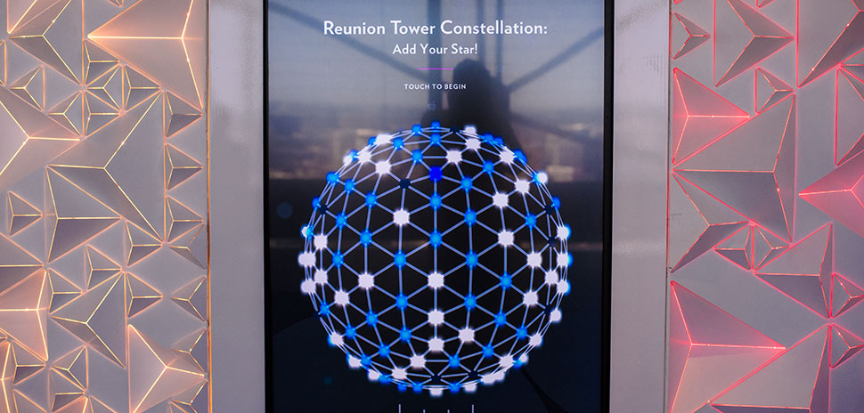 reunion tower constellation