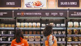 Amazon Go Eliminates Checkout Lines