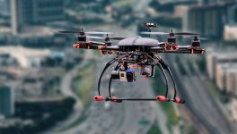 Grant Enables Drone Use for Highway, Rail Inspections