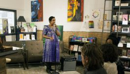 Deep Ellum Poet Helps Women <br/>Find Their Voice Through Events
