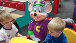 Irving-based Chuck E. Cheese's Growing Special Needs Program