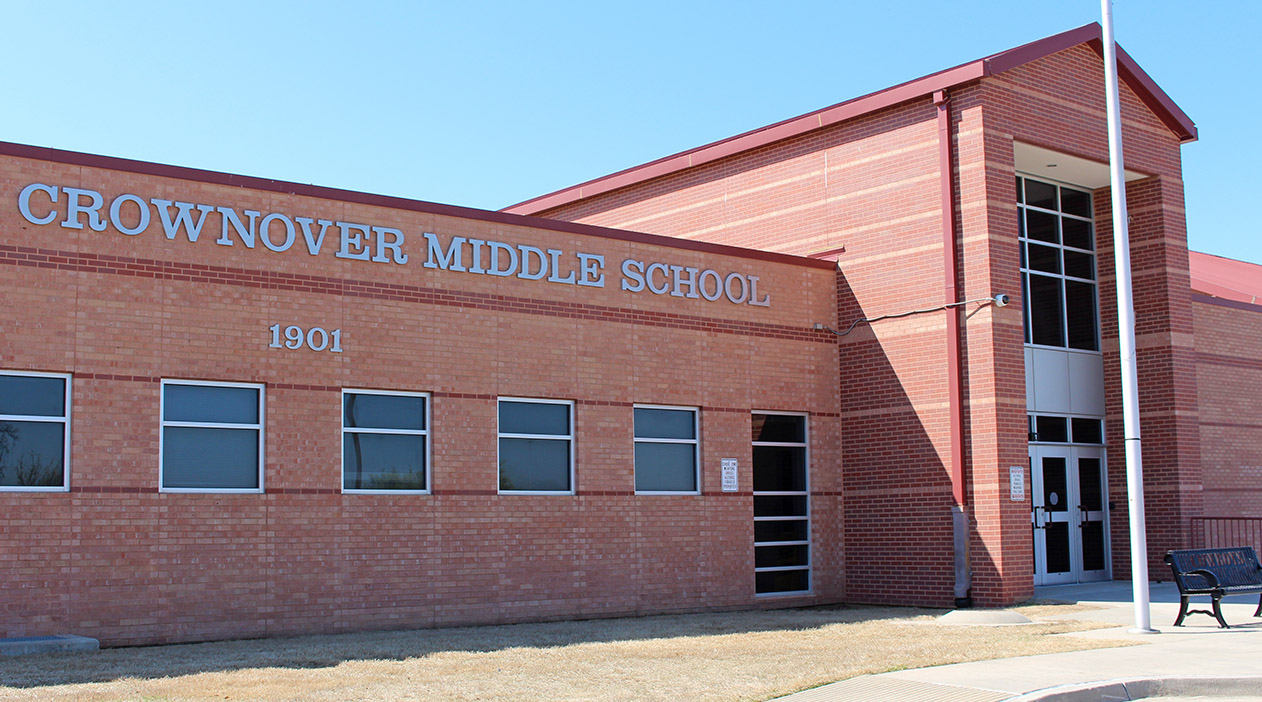 Photo of Crownover Middle School