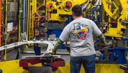 GM Adds New Robots to Assembly Plant in Arlington