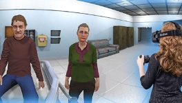 UTD Researchers Receive Grants for VR-based Medical Work