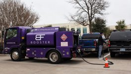 Booster Fuels, UTD Partner on Campus Fuel Delivery