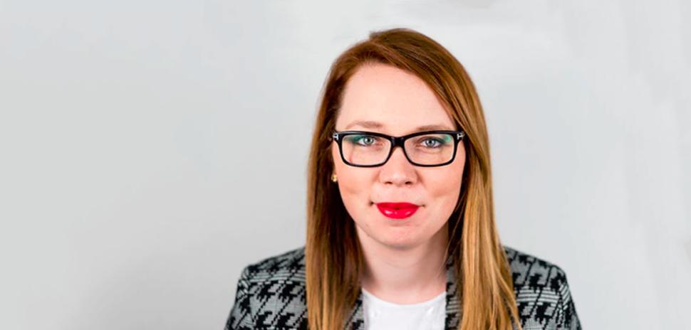 Amanda Buckley, director of marketing and business development at OMNIPLAN.
