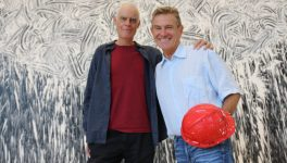 Craig Hall Awarded for Contributions to Public Art