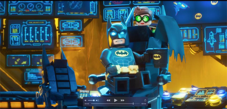 The LEGO Batman Movie / Behind the Bricks Featurette