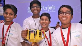 DFW Teams Headed to World Robotics Event